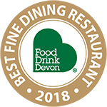 Best Fine Dining Restaurant award